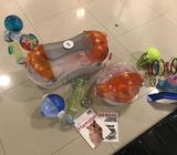 HABITRAIL Ovo Hamster cage and run with accessories. Also comes with other hamster equipment ( not H