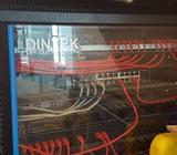 Complete Set of Office Phone System Panasonic PABX - KX-TDA200BX - Main Unit Power Supply - KX-TDA01