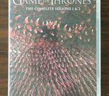 Game of Thrones Box set Series 1 & 2