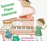 Piano class in Al Ain!