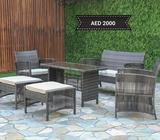 Brand New Garden Sofa Setfree shippingShow Phone Number..call or whatsapp