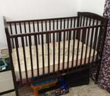 Crib is for sale with mattress!!!