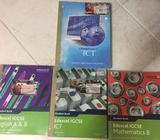 • GCSE ICT ( 3rd Edition) @ 30 Dhs• GCSE Chemistry ( 2nd Edition) @ 75 Dhs• GCSE Biology ( 3rd Editi
