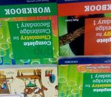 Islamia English School,s text books for grade 4 and 7. ( full sets)..... 450 for grade 4 with notes.