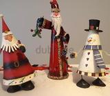 A Variety of Christmas decorations sets bought from UK starting from 20 AED. Please PM for more deta