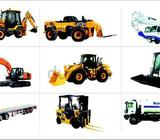 we have Complete Range of Heavy Equipment on Rental Do contact us if you are looking for Cranes25-50