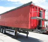 First_registration : 2009Weight : 40000 kgMaxpayload : 33100 kgAxles : 3This used semi-trailer FLIEG