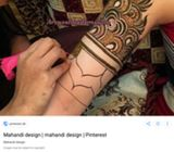 Beauty home service henna designs