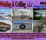 Welding & Grilling works with Carpentry Company Dubai /Ajman/ Sharjah +971564892942