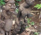 Ancestral African antiquities