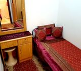 ONLY for FEMALE! FURNISHED TWO room`s in Abu Dhabi