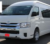 CAR -  VAN - BUS Available on rent with driver