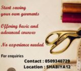 stitching/tailoring classes for ladies at mussafah shabiya