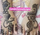 Henna artist for Eid in all UAE 0522531900