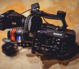 SALE:Sony PXW-FS7 XDCAM Super 35 Camera System..$5000   USD