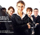 Complete your MBA & GROW in your career
