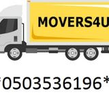 Furniture Movers & Packers in Al Fujairah Flats Villa Movers 0503536196 SAHIL