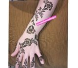 Hindi festive teej special offer for henna 0522531900