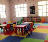 Arabic Management Kids Nursery with British curriculum