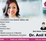 055-9564344 Maths-Physics-Chemistry IGCSE-IB-A Level Class 150 AED Per Hour by 15+ Years exp Maths T