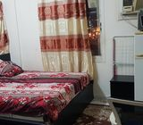 Executive bedspace available for Pakistani or Indian muslim