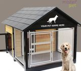Dog House with AC for Sale (customizable dog houses)