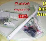 Satellite Dish tv & Airtel HD installation in Dubai 0555050134