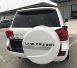 VIP LANDCRUISER SERVICE AVAILABLE WITH DRIVER