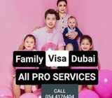 FAMILY VISA TENDENCY CONTRACTS EJARI SERVICES