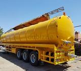 We are factory of some kinds of trailers, semi trailer, tankers and tippers like flat bed, low bed,