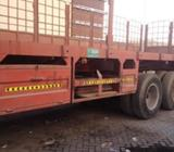 USED TRAILER FOR SALE URGENT BASIS ONLY TWO YEARS OLD