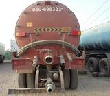Sewerage water tanker. In good working condition.No accident. Ready to be used.Price negotiable