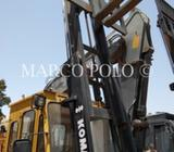 Komatsu 7-ton, Diesel 1995 ModelOffer Price: 60,000 AED (16,348 $)We do sell Mixed Engines, Differen