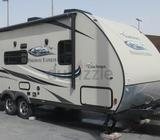 CAMPING CARAVAN, coachmen freedom express , 2015 UKLENGTH:- 6M (20FT)EXCELENT CONDITION INSIDE AND O