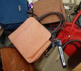 Handbags on stock