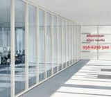 Laminated glass, Gym Mirror, mosquito mesh, Sliding Glass Door, Contact 050-2097517