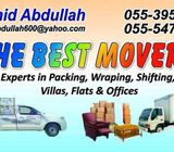 The Best Movers & Pakcers Relocation Call 0553951003 Mr Saim