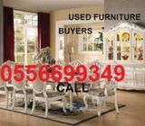 buyers used furniture electronics