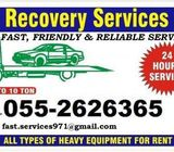 Lucky Car Recovery  Dubai sharjah & Towing Service 24 Hr(0552626365