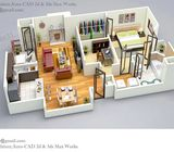 I DO ALL KIND OF 3D DESIGNING WITH MEP DRAWINGS FOR APPROVALS ALSO FREELANCE