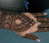 makeup and henna artists