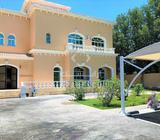 Private Swimming Pool in 5 BR Villa in BAJ