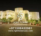 Wedding Light Decoration Services UAE