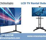 Lease LCD TV for Business Seminars in Dubai UAE