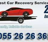 Sharjah Car Towing Service 24 Hours Call (050 9643142