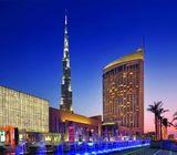 The Address I Dubai Mall I All Inclusive I Furnished 1 Bed