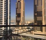 Fully furnished 1 Bedroom in Sky View Tower in Marina
