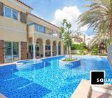 Family Villa, 5 bedrooms, swimming pool & gazebo