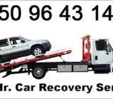 Car Recovery Service Dubai Sharjah Ajman 24 Hours (055 2626365)