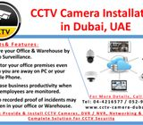 CCTV security systems in Dubai